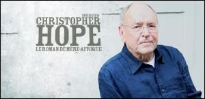 INTERVIEW DE CHRISTOPHER HOPE
