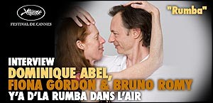 INTERVIEW DE DOMINIQUE ABEL, FIONA GORDON ET BRUNO ROMY