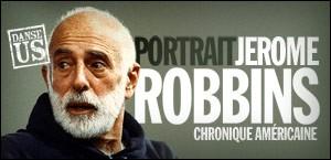 PORTRAIT DE JEROME ROBBINS