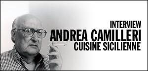 INTERVIEW D'ANDREA CAMILLERI