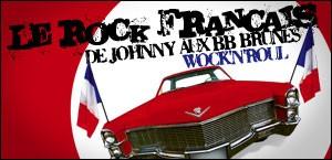 LE ROCK FRANCAIS DE JOHNNY AUX BB BRUNES
