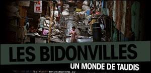 LES BIDONVILLES