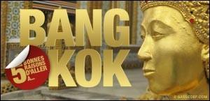5 BONNES RAISONS D'ALLER À BANGKOK