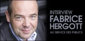 INTERVIEW FABRICE HERGOTT