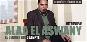 INTERVIEW DE ALAA EL ASWANY