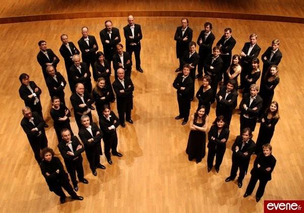 Ensemble orchestral de Paris