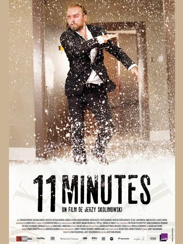 11 Minutes - Affiche