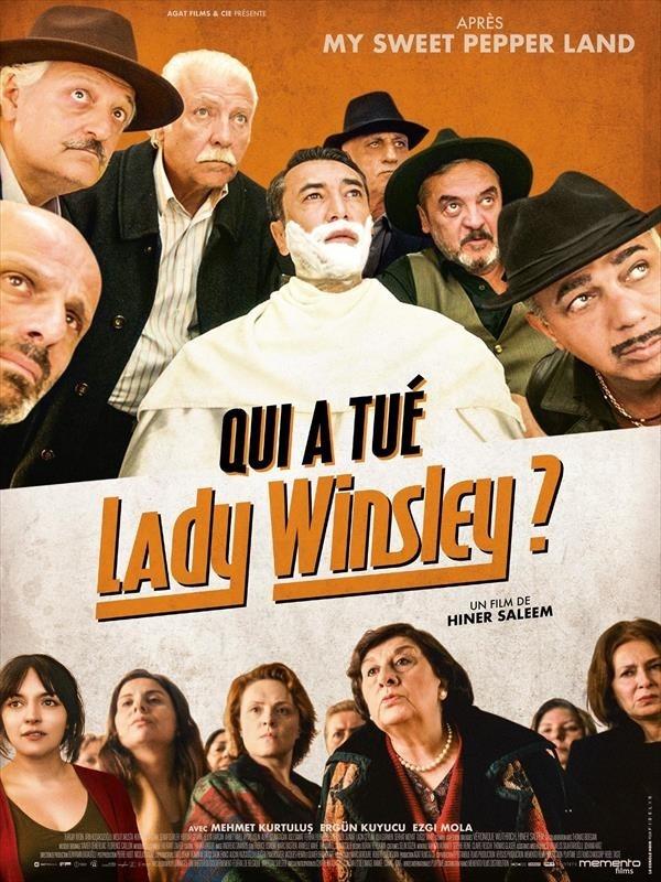 Qui a tué Lady Winsley ? - Affiche
