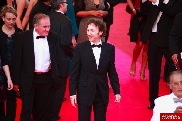 Stéphane Bern, Festival de Cannes 2007