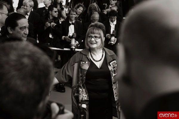 Josiane Balasko - Cannes 2007