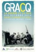 Les rencontres Gracq, la guerre et la paix