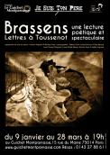 Georges Brassens : lettres à Toussenot