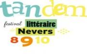 Tandem, festival littéraire de Nevers