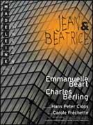 Emmanuelle Béart Jean Béatrice Théâtre Madeleine Où Ai-Je La Tête ?
