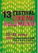 Festival du cinéma allemand