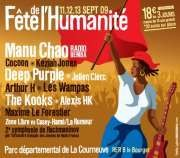 Fte de l&#039;Humanit 2009