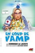 Dominique de Lacoste : En coup de Vamp