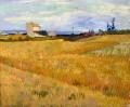 Entre Goltzius et Van Gogh