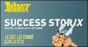 SORTIE DU NOUVEL ALBUM D&#039;ASTERIX