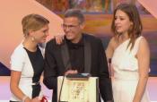 Cannes 2013 : Kechiche Palme d'or ? Spielberg a dit chiche !