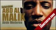 INTERVIEW D&#039;ABD AL MALIK