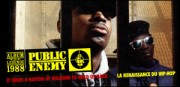 PUBLIC ENEMY, ALBUM 'IT TAKES A NATION OF MILLIONS TO HOLD US BACK', 1988