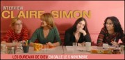 INTERVIEW DE CLAIRE SIMON