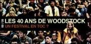 LES 40 ANS DE WOODSTOCK