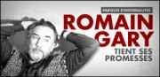 ROMAIN GARY TIENT SES PROMESSES