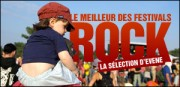 ROCK, LE MEILLEUR DES FESTIVALS