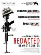 Redacted, revu et corrig