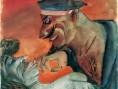 Otto Dix - 'Marin et fille' - 1926 - Allemagne, les années noires