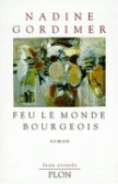 Feu le monde bourgeois